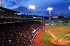 Fenway Stands 5x7 Photo Print Boston Red Sox Fenway by Knight27, $20.00