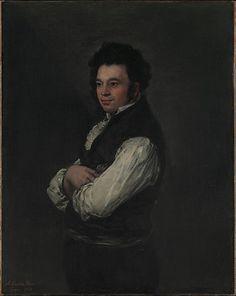 Goya (Francisco de Goya y Lucientes) (Spanish, Fuendetodos 1746–1828 Bordeaux)   Tiburcio Pérez y Cuervo (1785/86–1841), the Architect