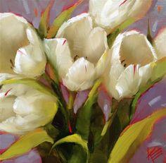 Happy When your near - Original Fine Art for Sale - © by Krista Eaton