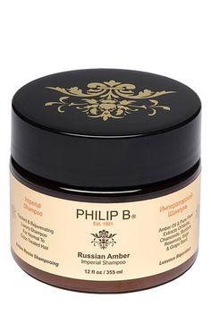 PHILIP B® Russian Amber Imperial™ Shampoo. Mmmmmm, Love It!!! #Nordstrom