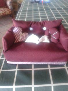 divanetto portasalviette