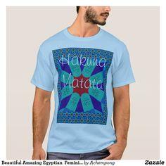 美しい驚かせるエジプトのフェミニンなデザイン色  #beautiful #amazing stuff gift products sold on zazzle #Hakuna #Matata