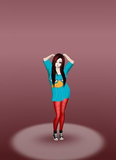Captured Inside IMVU - Join the Fun!a