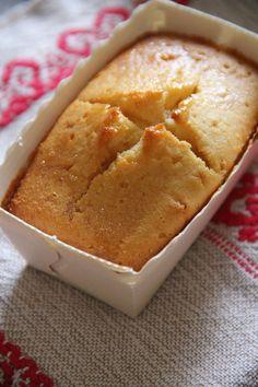 mini plum cake al miele - dalla ricetta di loredana http://lacucinadimamma-loredana.blogspot.it/2012/06/plum-cake-al-miele.html