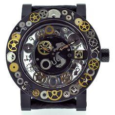ArtyA - Son of Gears Horlogere Full Gears Black