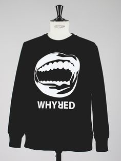 Murry Mouth Print - Whyred PA15 -  Aplace Fashion Store & Magazine