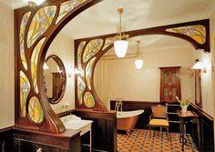 Modern-bathroom-design-Art-nouveau-bathroom-bathroom-decor-ideas-bathroom-decor.jpg (600×427)