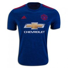 Manchester United Away Jersey 16/17