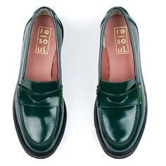 re-souL Penny Loafer for Women - re-souL http://amzn.to/2eHDixL