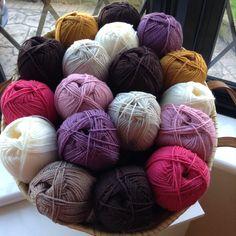Missoni inspired granny stripe blanket in Stylecraft special dk. This yarn will make a blanket 160 x 200 cm
