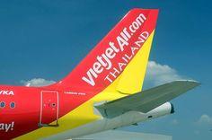 VietJet Air Airbus 320 tail