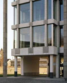 Peter Märkli - Synthes headquarters, Zuchwil 2012. Via, photos © Alexander Gempeler, Caroline Palla, Heinrich Helfenstein.
