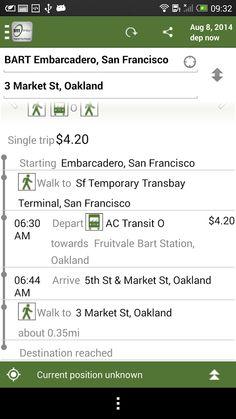 511 Transit - screenshot