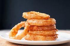 Buttermilk Fried Onion Rings