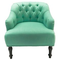 Aqua Side Chair