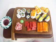 sweet sushi for dinner?