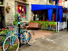 Take a stroll in le Plateau Mont-Royal