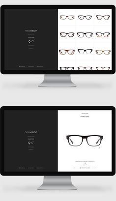 Newvision by Jonathan Da Costa, via Behance