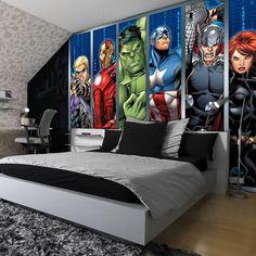 Toile murale Marvel 03
