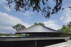 Gallery - Sayama Lakeside Cemetery Community Hall / Hiroshi Nakamura & NAP - 8