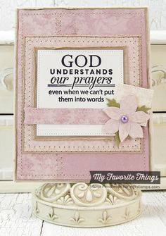 Words of Inspiration, Blueprints 2 Die-namics, Pierced Square STAX Die-namics - Mona Pendleton Card Tags, Gift Tags, Farewell Quotes, Lisa Johnson, Clever Sayings, Easter Religious, Christian Cards, Scripture Cards, Prayer Verses