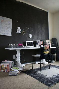 Schreibtisch Selber Bauen Bunt Holz Preisgünstig Dunkel. Diy ...