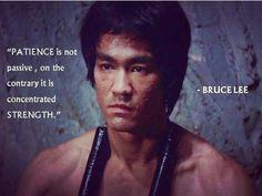 #brucelee #pazienza #frase #aforismi