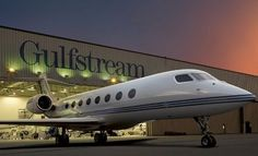 Second Most Expensive Corporate Jet Gulfstream-g650, well its actually #2 on the list of most expensive now. It was the largest, fastest and most expensive at $69.9 Million.  #thatseasier #luxury #rich