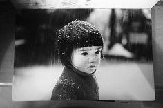 Mirai Chan photographed by her mother Kotori Kawashima
