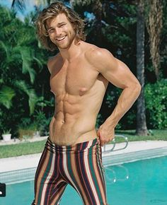 Cole Monahan by Bruce Weber