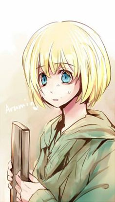 Shingeki no Kyoujin_Arumin by noDuckiEallow.deviantart.com on @deviantART