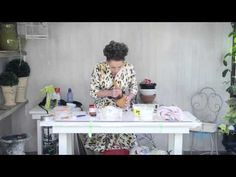 Milk Paint Lesson 2: How to Colour Milk Paint - YouTube