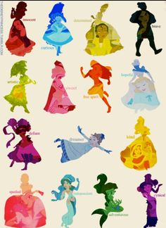 Disney princess qualities