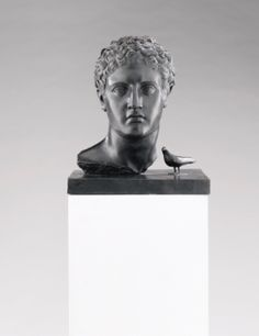 CLAUDIO PARMIGGIANI N. 1944 GIARDINO NOTTURNO SIGNED AND DATED 1987 UNDER THE BASE, BRONZE, UNIQUE PIECE