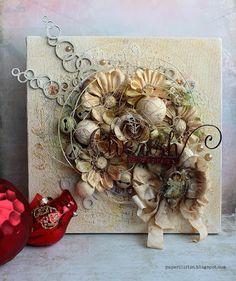 Cherish this moment by Riikka Kovasin for Craft Stamper