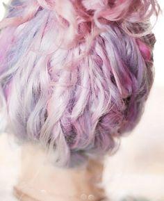 Cotton candy hair Hair hair pink and blue Braids Ombré Hair, Hair Dos, Her Hair, Goth Hair, Coiffure Hair, Cotton Candy Hair, Maquillage Halloween, Mermaid Hair, Dream Hair