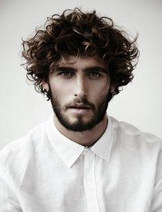 beard hair shirt fashion men tumblr style streetstyle male model menswear