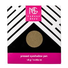 Makeup Geek Eyeshadow Pan Pretentious