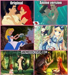 Memes de anime Wood Crafts wooden stars for crafts Anime Love, Fan Art Anime, Otaku Anime, Manga Anime, Funny Disney Memes, Disney Cartoons, Anime Vs Cartoon, Cartoon Art, Disney And Dreamworks