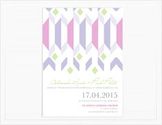 Kiki Wedding Invitation