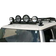 Tuffy FJ Cruiser Light Bar Assembly [147-01] - $86.00 : Pure FJ Cruiser Accessories, Parts and Accessories for your Toyota FJ Cruiser