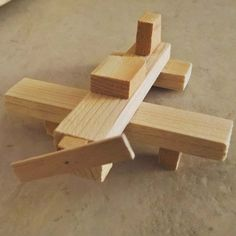 #wooden airplane #airplane #craft #handmade #handcrafted #baptism #baptism gift #toy #toy for boy #Etsy #etsyseller