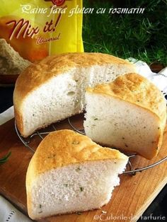 Sans Gluten, Gluten Free, Spinach Stuffed Chicken, Vegan Recipes, Bread, Food, Romania, David, Plate