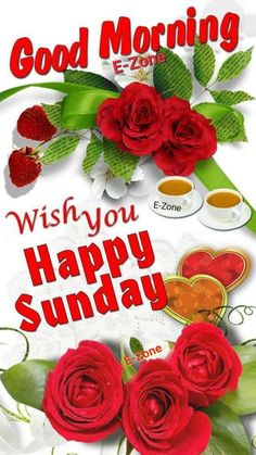 Sunday Morning Wishes, Good Morning Posters, Good Morning Sunday Images, Good Morning Flowers, Good Morning Picture, Morning Pictures, Sunday Pictures, Pictures Images, Morning Gif