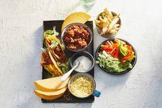 Taco's met vegagehakt en babymais - Recept - Allerhande