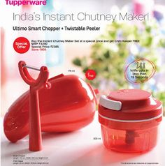 Tupperware India Flyer 2016 / Tupperware India, Tupperware Online, Tupperware catalogue