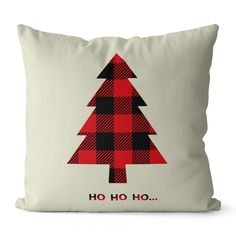 Poduszka świąteczna Joy Tree 45x45 cm choinka Merry Christmas, Throw Pillows, Merry Little Christmas, Toss Pillows, Cushions, Merry Christmas Love, Wish You Merry Christmas, Decor Pillows, Decorative Pillows