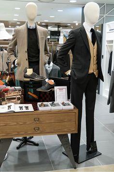 브리티쉬 모던 시크 룩 'BON', 창조적이며 젊은 남성의 이미지를 보여주는 브랜드 본을 만나보세요! @롯데백화점 본