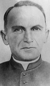 Blessed Emilian Kovch. Greek Catholic priest, he was married and father of six. Worked with immigrants and served as chaplain to soldiers fighting the Bolsheviks. Tried to save Jews from the Nazi camps by listing them as Christians. We don't know how many he saved, but his deception led to his arrest by the Gestapo, imprisonment in the concentration camps, and death in the execution ovens.