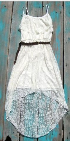 White Hot Summer dress ~ a must have accessory for your Porsamo Bleu watch ;-)